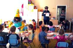 Ребята школьного ДОО «Союз молодёжи» посетили детские сады