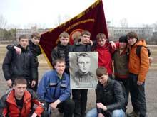прошел военно-спортивный турнир  памяти героя острова Доманского Павла Акулова