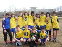 первенство республики Хакасии по футболу
