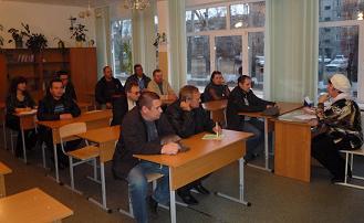 Заседание Совета профилактики - Совета отцов