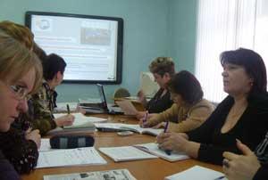 Cовещание заместителей директоров  по УВР