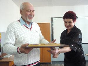 Встреча с Ивановым Ю.А.