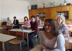 Презентационная сессия учащихся 10-х классов